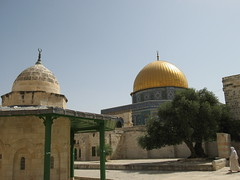 (leeabroad) Tags: rock temple al shrine jerusalem mosque mount dome omar sanctuary masjid islamic noble har umar quds alsharif alharam habayit qubbat assakhrah alqudsi