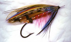 McIntyre Classic Salmon Fly (threesalmon) Tags: classic vintage salmon flyfishing salar salmonfishing mcintyre atlanticsalmonfly featherwing salmonrivers classicsalmonfly
