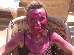 Holi Hell (kekyrex) Tags: india festivals holi jaisalmer rajasthan