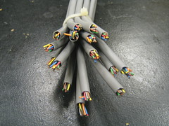 network cables - by pascal.charest