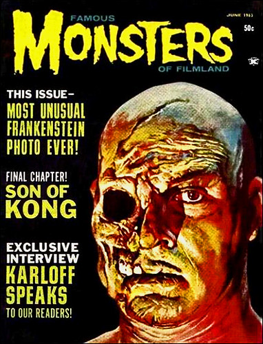 Famous Monsters #23