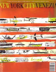 transportation.jpg (marcom X) Tags: new york venice red car illustration train magazine airplane design boat ship transportation venezia mezzi trasporto marella
