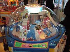 Ice Cream Arcade Game (vyxle) Tags: game japan tokyo arcade icecream ikebukuro videogame photooftheday arcadegame