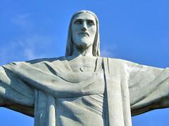 I'm the man (reggysan) Tags: rio brasil riodejaneiro corcovado ipanema leblon brsil plaia footiball poste9