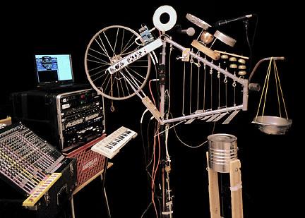 alat musik unik