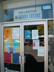 Wellington Centre entrance 4