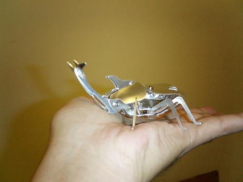 metal beetle
