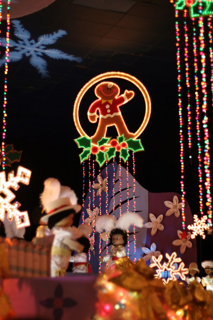 gingerbread man frogmiller tags world california lighting snowflake christmas ca xmas trip travel
