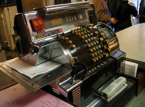 the art of the cash register