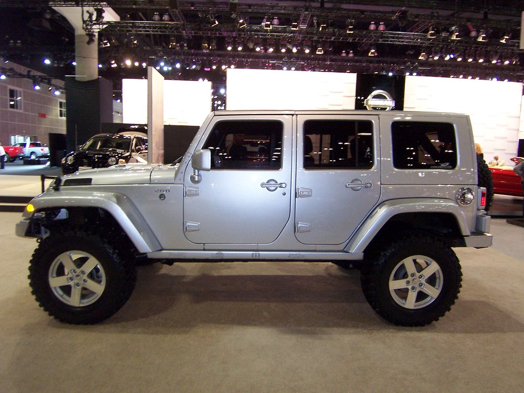 Jeep Wrangler Rubicon Unlimited Diesel