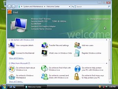 Windows Vista Installation