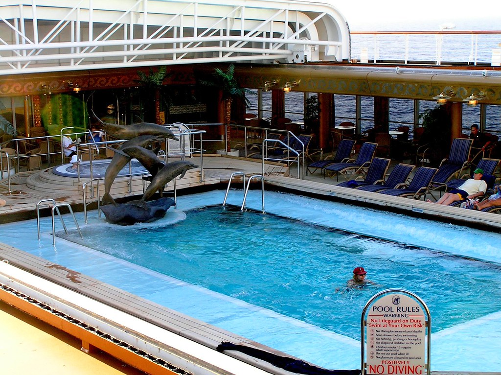 Pool Areas On Hal A Bit Ugly Page 2 Cruise Critic