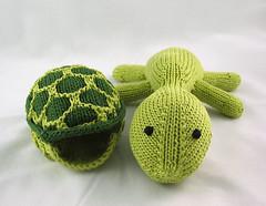 Knitting Pattern For Tortoise Coat : Knit Flix: Eye-eye Sheldon