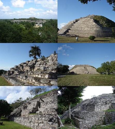 Piramides Izamal