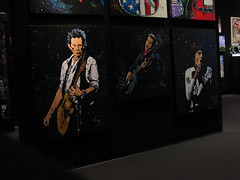 Keith Richards - Elvis - Mick Jagger - Paintings 1