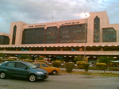 Jinnah International Airport, karachi