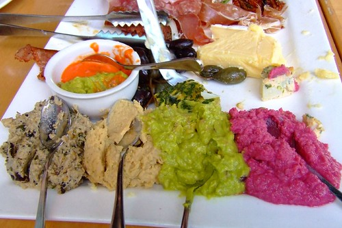 Mezza Antipasto Platter @ Five Islands Brewery, Wollongong