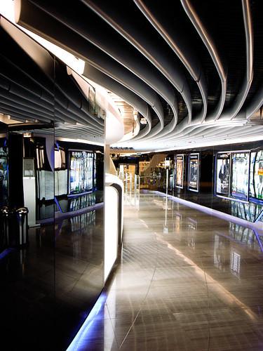 Amc Pacific Place Cinema Hong Kong