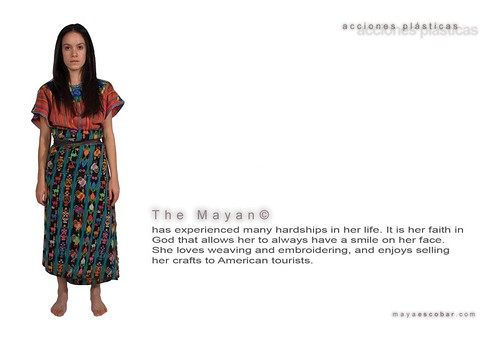 The Mayan from Acciones Plasticas
