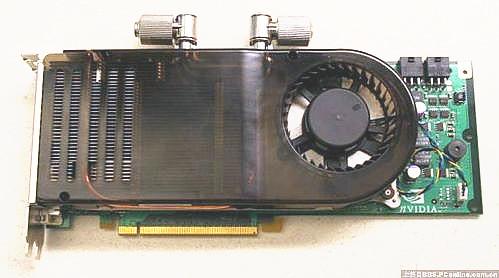 NVIDIA G80 by weta