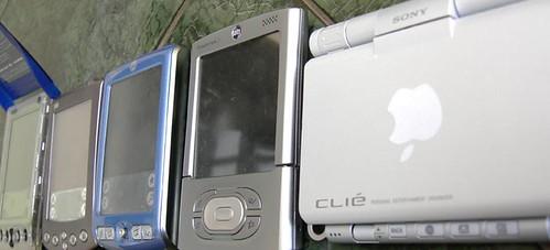 My PalmOS PDA