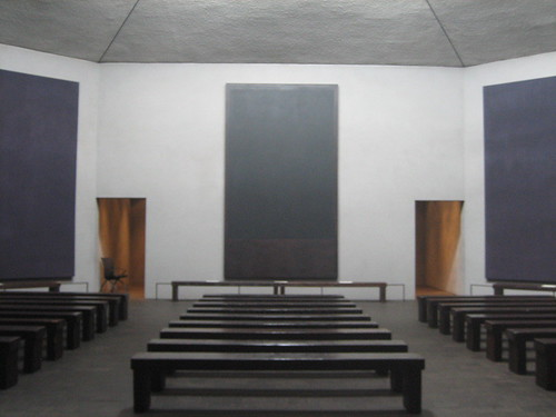 Mark Rothko Chapel. Rothko Chapel. by command_z