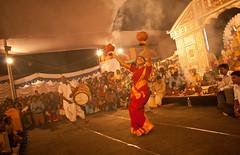 Durga Puja (Vivek M.) Tags: festival kali indian bangalore durgapuja bengali