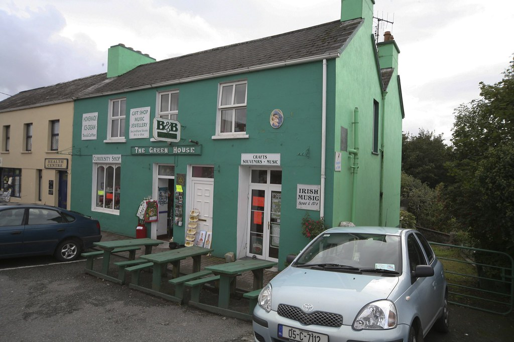 THE GREEN HOUSE IN SNEEM