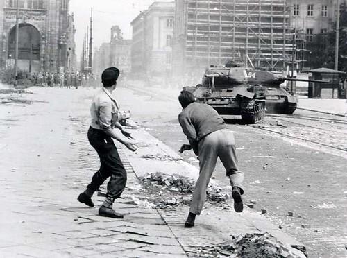 17 Juni 1953, Leipziger Straße, Berlin par swarve