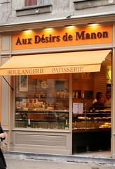 Aux Desirs de Manon - by roboppy