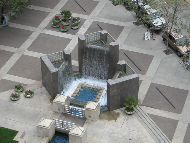 Automatic Fountain