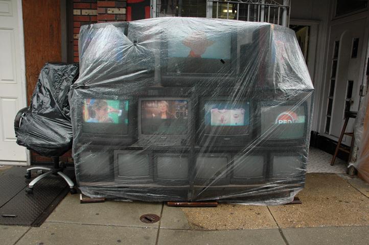 tvs under tarp web