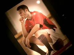 Ryan Giggs (Manchester United Museum)