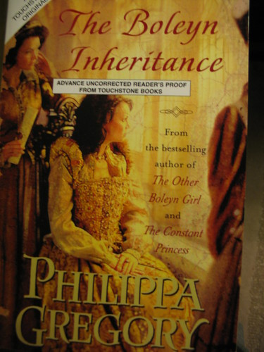 Philippa Gregory book fan photo