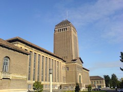 photo of cambridge universitylibrary