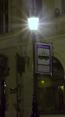 tram station (Anatoliy Odukha) Tags: lviv nights lvivatnight