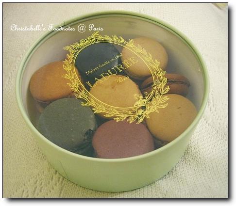 [六區] Laduree 糕餅甜點舖