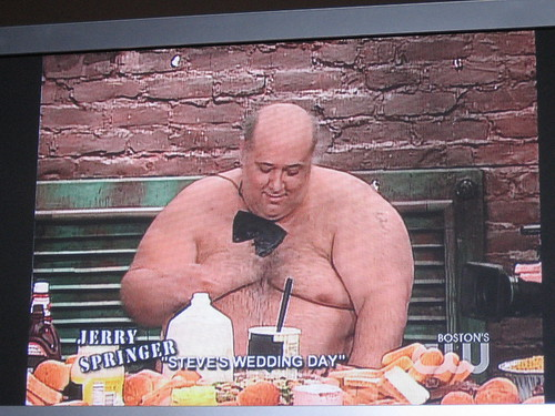Commit error. Naked bitches on jerry springer
