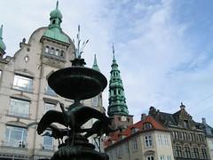 Amagertorv (Copenhague) (aitormontse) Tags: viajes copenhague escandinavia paradayfonda