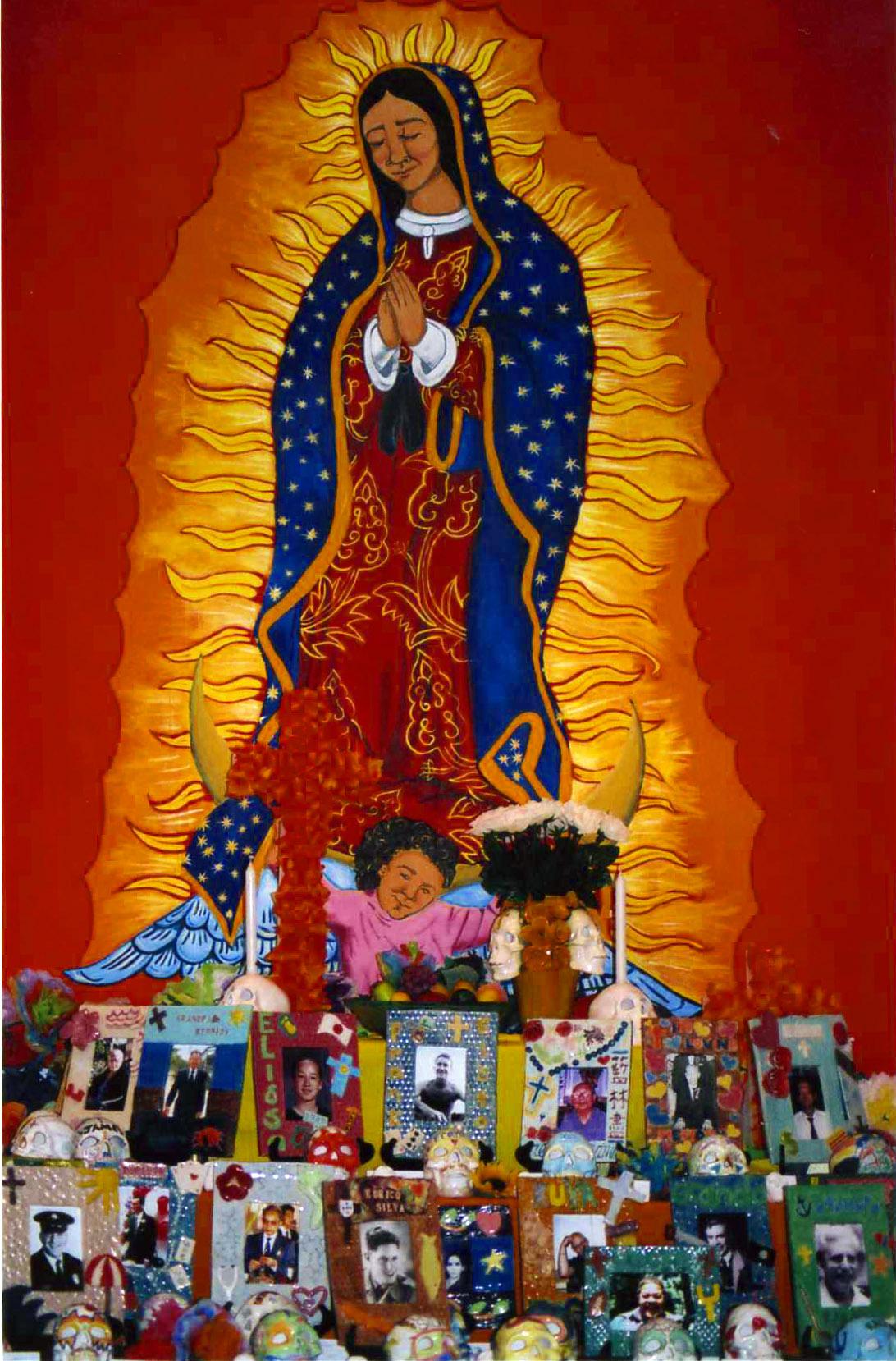 """""""el dia de los muertos"""" (mexico)"""