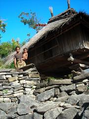 Loe-Olo sacred house (giantpandinha) Tags: 06 timor