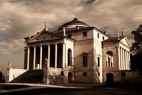 """Vicenza - Villa Capra """" La Rotonda """", Palladio"""