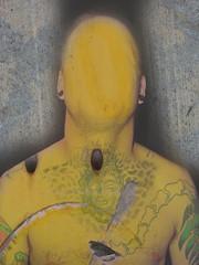 Jaguar (Jean Luc Lenoble) Tags: tattoo arte moda fotografia modernprimitive tatuajes prehispanico modernosprimitivos