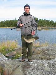 Pike Fishing (nfinland) Tags: suomi finland fishing pike porvoo hauki kalastus