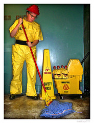 DEVO - Mopping Up (merkley???) Tags: sanfrancisco red portrait musician music men yellow rock photoshop portraits saturated punk artist safety plastic portraiture artists saturation devo punkrock safe rubbermaid safetyfirst dudes devotee mop retouched rockandroll newwave brute mopping certified energydome mothersbaugh markmothersbaugh bobmothersbaugh joshfreese spudboy jerrycasale bobcasale musicish