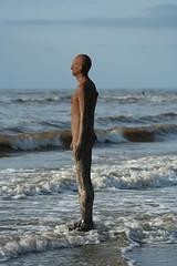Another Place (Turkinator) Tags: sculpture beach freeassociation liverpool rust lancashire shore seacoast crosby antonygormley anotherplace gapc