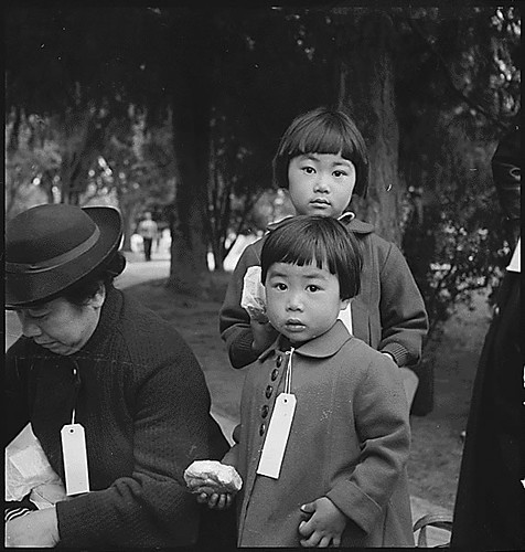 Internment Camps Japanese Americans. WWII: Japanese-American