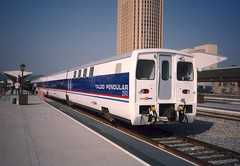 Amtrak Talgo Pendular (So Cal Metro) Tags: railroad train losangeles coach amtrak unionstation talgo pendular