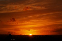 Tirau Dawn (Catching Magic) Tags: newzealand sky nature sunrise dawn olympus e300 tiraudan tirau
