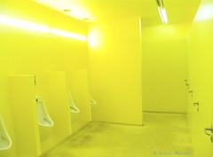 AGITA Y MAS (Quico Melero) Tags: barcelona spain forum bcn catalonia amarillo wc catalunya catalua 100club urinarios 50club eligetucolor urinaris ltytr2 ltytr1 ltytr3 ltytrn1